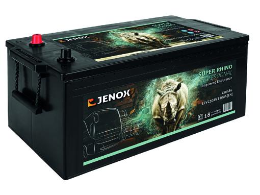 Jenox dla transportu