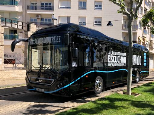 Duży popyt na autobusy hybrydowe Volvo
