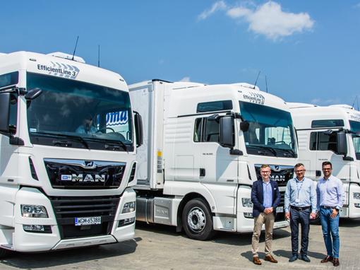 Bakoma wybiera pojazdy w wynajmie DBK Rental