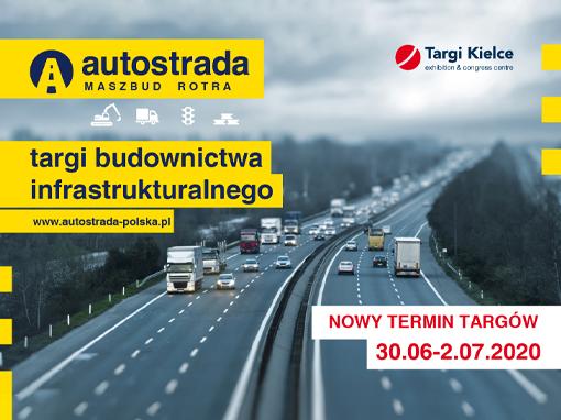 Nowy termin targów Autostrada 2020