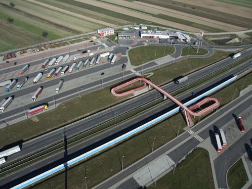 Polskie autostrady dla pojazdów elektrycznych