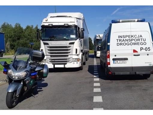 Mandaty za ignorowanie zakazu wyprzedzania na A4