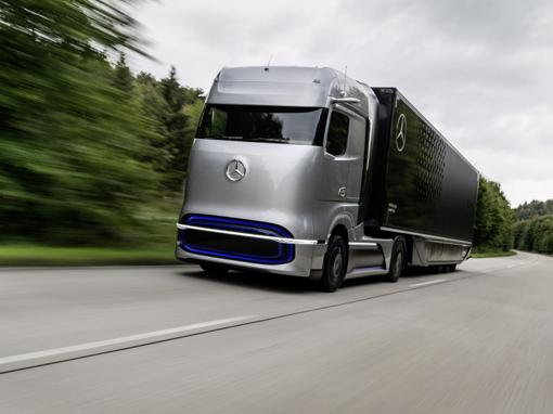 Światowa premiera Mercedesa z napędem na ogniwa paliwowe