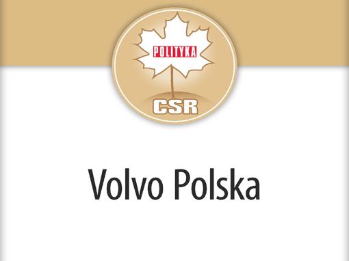 Volvo Polska laureatem Białego Listka CSR