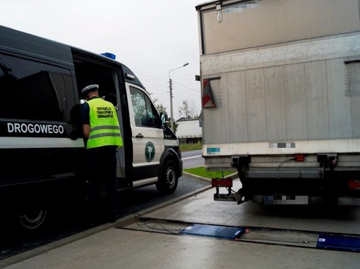 Nowy punkt do ważenia pojazdów w Łowiczu