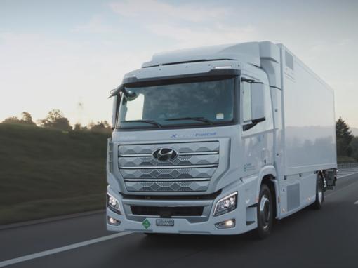 Hyundai zaprezentuje ciężarówkę XCIENT Fuel Cell