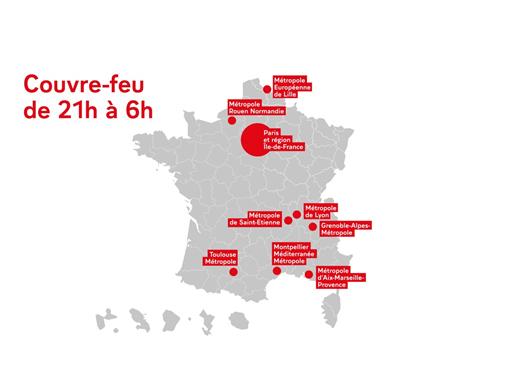 Stan zagrożenia sanitarnego we Francji