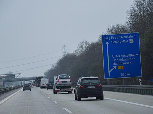 Bawaria nadal przyjmuje kierowców zawodowych bez obostrzeń