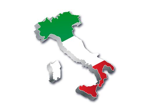 Mniej swobody w poruszaniu się we Włoszech
