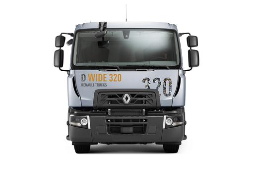 Renault D WIDE 320 najbardziej wszechstronne