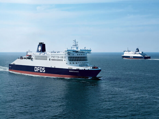 Dunkierka: nowe połączenie Francja-Irlandia dla ciężarówek