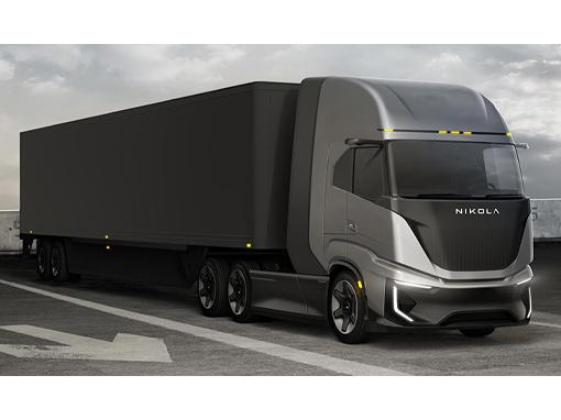 Nikola: wodorowe ciężarówki także na długie trasy