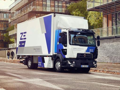 Spadła sprzedaż Renault Trucks we Francji