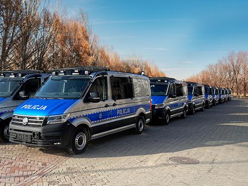 Craftery dla polskiej policji
