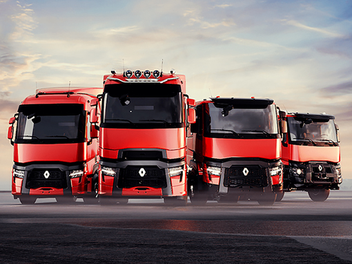 Nowe Renault Trucks pokazane w grze wideo