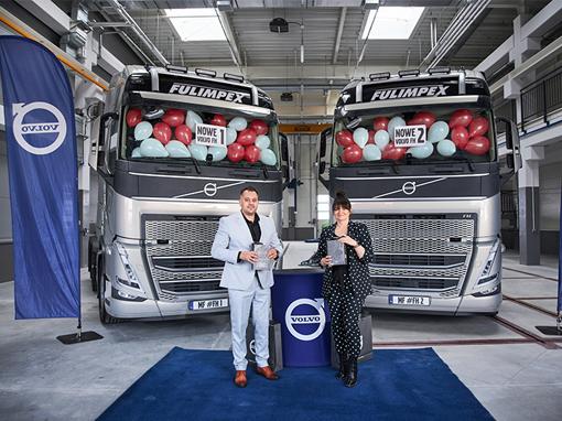 Nowy model Volvo FH zadebiutował w Polsce