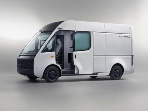 Elektryczna furgonetka Arrival