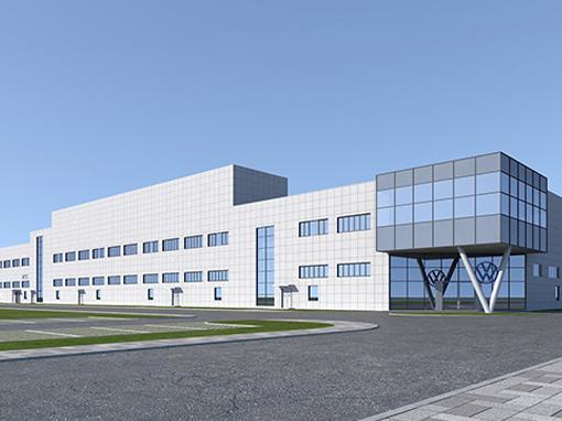Nowa fabryka elektrycznych Volkswagenów