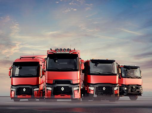Renault Trucks po ewolucji 2021