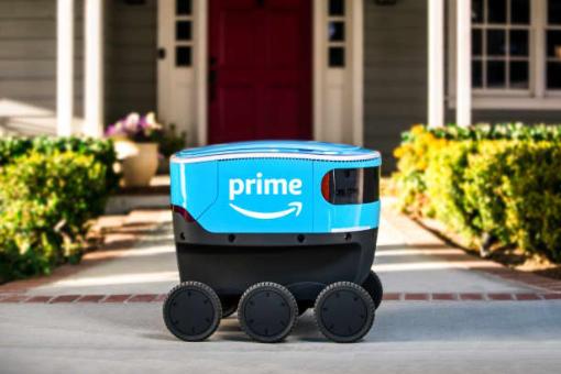 Amazon opracuje roboty dostawcze w Finlandii