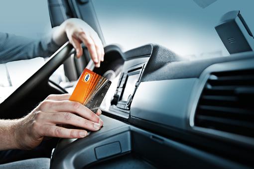 DKV CARD umożliwia płatności za e-TOLL